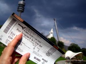 Ticket Bruce Springsteen