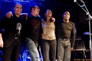 Deborah Coleman & Band