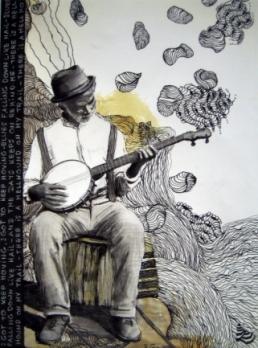 Old Man - Cross Road Blues