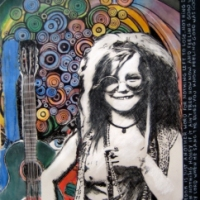 Blues-Art: Janis Joplin
