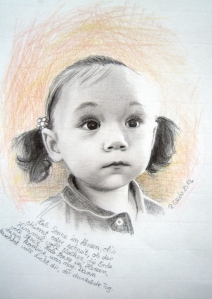 Kinderportrait: Adora