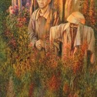 Befreundete Portraitisten: Anatoly Rybkin
