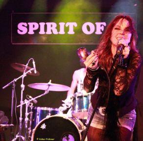 """Stacie Collins im """"Spirit Of 66"""" - Foto: Volker Fröhmer"""
